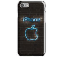 iPhone Neon Apple iPhone Case/Skin