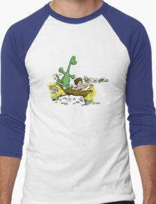 River Friends Men's Baseball ¾ T-Shirt