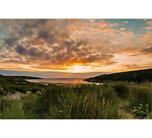 Crantock Beach Photographic Print