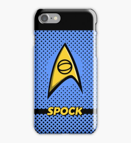 Science Insignia iPhone Case/Skin