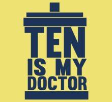 Is Ten your Doctor? Baby Tee