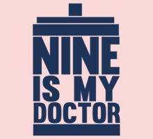 Is Nine your Doctor? Baby Tee