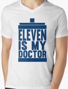 Is Eleven your Doctor? Mens V-Neck T-Shirt