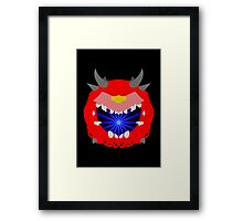 Doom Cacodemon Framed Print