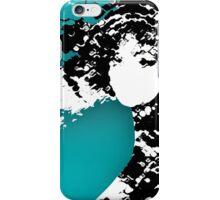 LADY SILEX  iPhone Case/Skin