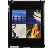 Echo & The Bunnymen Pop Art iPad Case/Skin