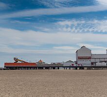 Great Yarmouth Pier by Alexander Chesham