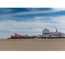 Great Yarmouth Pier Photographic Print