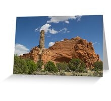 Kodachrome Basin State Park Greeting Card
