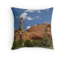 Kodachrome Basin State Park Throw Pillow