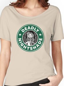 Deadly Nightshade  Women's Relaxed Fit T-Shirt
