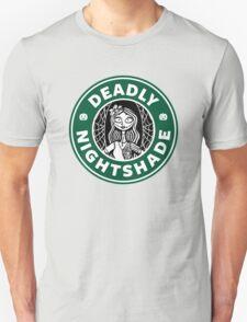 Deadly Nightshade  Unisex T-Shirt