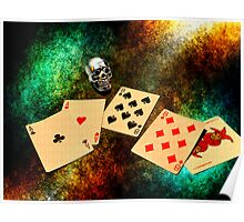 The Dead Man's Hand Poster