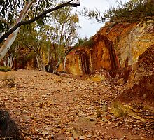 Ochre Pits - The West Macs NT by D-GaP