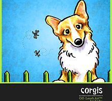 Corgis Off-Leash Art™ Vol 1 by offleashart