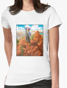 Trunks Womens Fitted T-Shirt