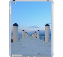 Blue Sky Dock iPad Case/Skin
