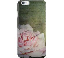 Grace & Gentility iPhone Case/Skin