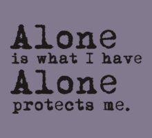 Alone Kids Tee