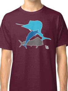 Offshore fishing Classic T-Shirt
