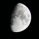 The Moon Photo by CharlotteTardis