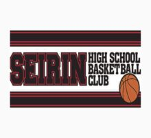 Seirin Basketball by Mengzii