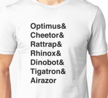 Maximals (Season 1) Unisex T-Shirt