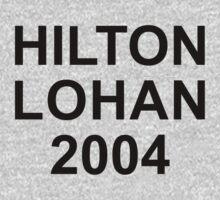 HILTON LOHAN 2004 by meanplastic