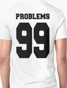 Problems 99 Baseball Shirt T-Shirt