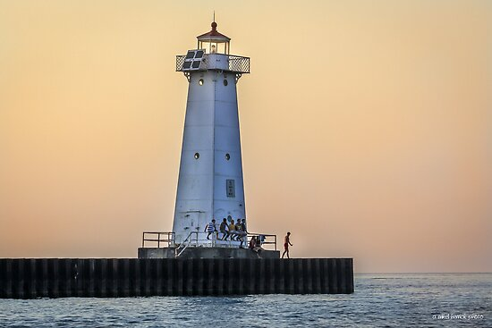 Summer at the Light by Mikell Herrick