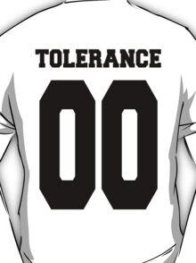 Tolerance 00 Baseball Shirt T-Shirt
