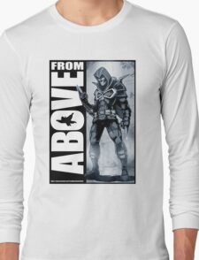 From Above Comic Book 05 Long Sleeve T-Shirt