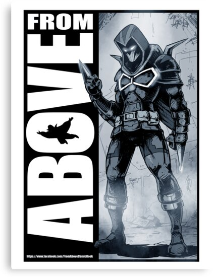 From Above Comic Book 05 by Craig Bruyn