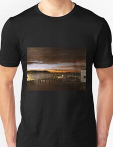 Behind the boatshed Unisex T-Shirt