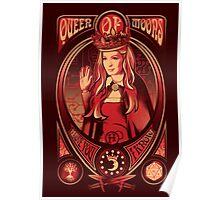 Queen of Moons Poster