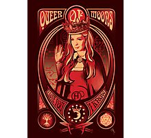 Queen of Moons Photographic Print