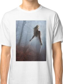 Lady In White Classic T-Shirt