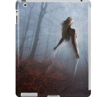 Lady In White iPad Case/Skin