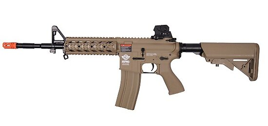 G&G Combat Machine M4 Raider AEG by airrattle