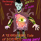 DR JEKYLL AND MR HYDE by theSilverSkull