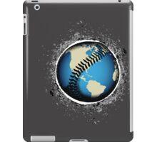 It's A Baseball World iPad Case/Skin
