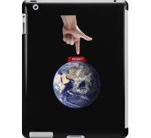 Reset Earth iPad Case/Skin
