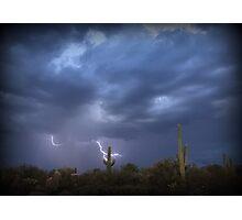 Striking Sonoran Desert Photographic Print