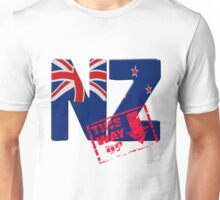 NZ this way up Unisex T-Shirt