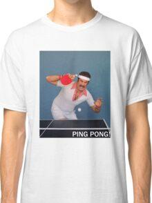 Ron Burgundy Pongs Classic T-Shirt