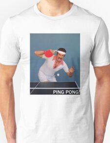 Ron Burgundy Pongs T-Shirt