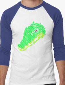 INNER ANIMAL - Proper Colour Version Men's Baseball ¾ T-Shirt