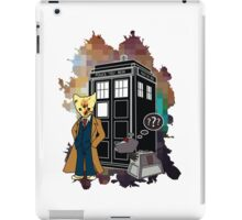 The Next Doctor is in... iPad Case/Skin