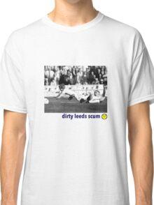 Vinnie: Dirty Leeds Scum (v.2) Classic T-Shirt
