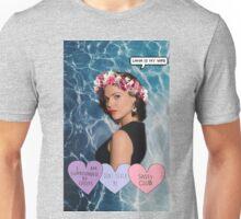 Lana Parrilla - Flower Goddess Unisex T-Shirt